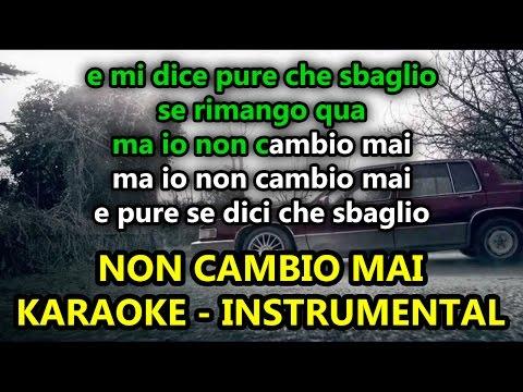 Gemitaiz e Madman: NON CAMBIO MAI (Karaoke - Instrumental)