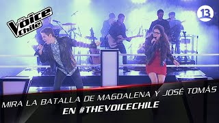 The Voice Chile | José Tomás y Magdalena - My favorite game