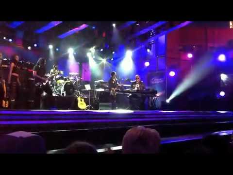 B.O.B. performs Where Are You (B.o.B. vs Bobby Ray) on Jimmy Kimmel Live mp3