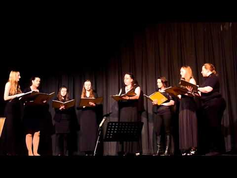 Bedstone Chamber Choir - Somewhere Over The Rainbow
