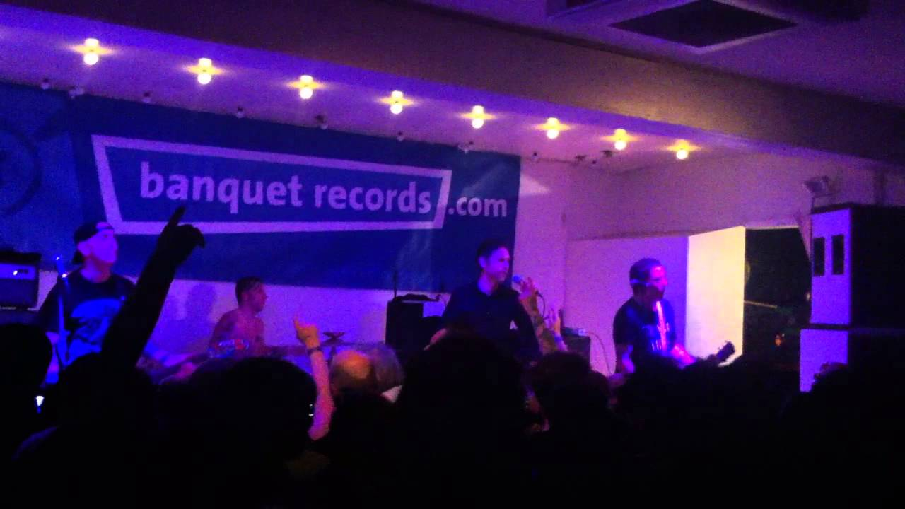 bouncing souls at the peel kingston march 2013 youtube