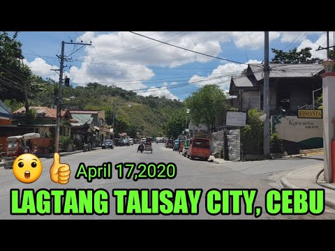 LAGTANG TALISAY CITY,CEBU (Friday) During Of Enhance Community Quarantine