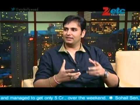 Sohail Sen 'Music Director ofGunday' with Komal Nahta