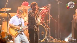 Live de Naâman au Reggae Sun Ska Festival 17ème édition