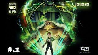 Ben10 Ultimate Alien เบ็นเท็น: อัลติเมทเอเลี่ยน ตอนที่ 1
