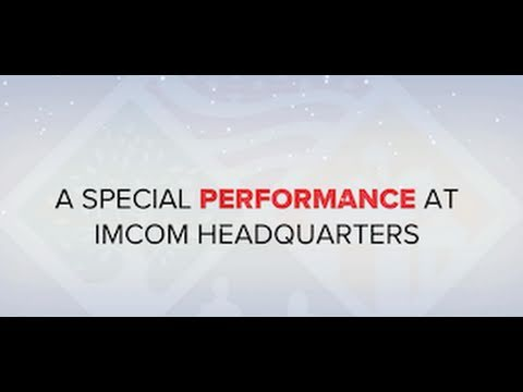 Holiday Happening at IMCOM Headquarters