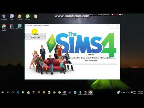 2016 How To Download The Sims 4 Deluxe Edition FOR FREE( Proof)''READ DESCRIPTION''