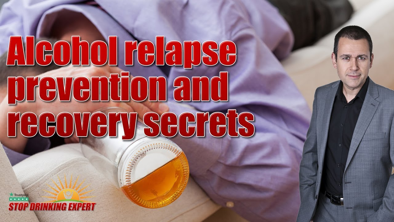 what to do when your alcoholic spouse relapses