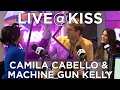Camila Cabello & Machine Gun Kelly talk Bad Things, bald heads & more! video & mp3