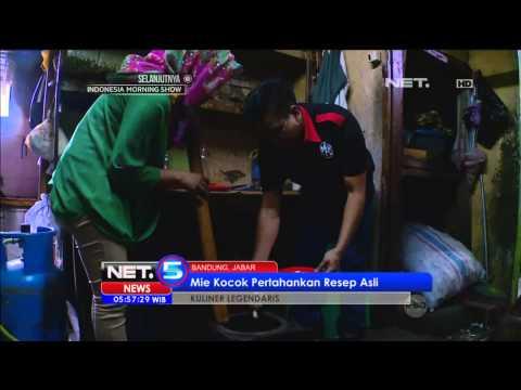 Mie Kocok di Bandung - NET5