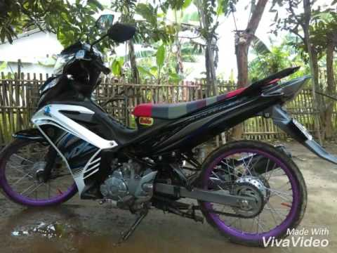 Jupiter Mx 2012 Jari Jari Sederhana Youtube