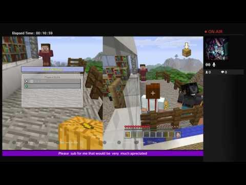 Livers trick shot Madness lets play\Minecraft#1