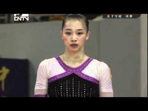 楊伊琳 YANG Yilin, VT AA - The 2011 Chinese National Gymnastics Championship