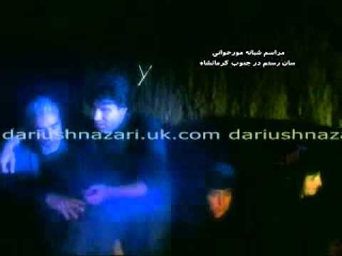 dariush nazari iranian filmmaker