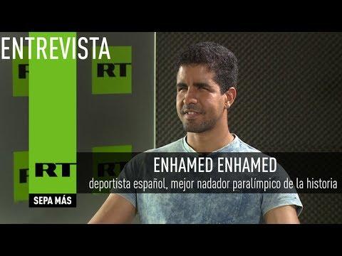 RT en Español: La historia del 'Michael Phelps español', el mejor nadador paralímpico de la historia