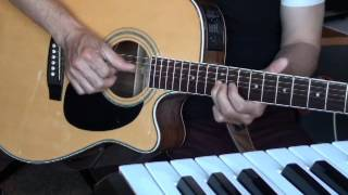 How Deep Is Your Love Bee Gees Chi Thien Guitar Cover