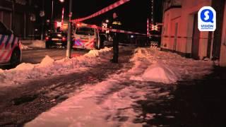 Man doodgestoken op Julianastraat in Rijen