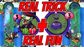 Let's Make Abracadaver More Entertaining! Plants vs Zombies Heroes Gameplay Strategy Deck
