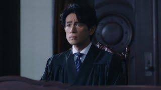 【日本CM】江口洋介當裁判官惡戰對象竟然是法庭內的感冒菌?