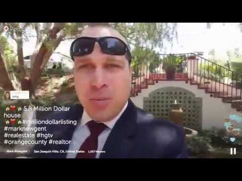 5.8 Million Dollar Home, Irvine California