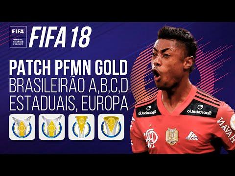 PATCH FMN GOLD 18 V2 - TUTORIAL DE INSTALAÇÃO! FIFA 18