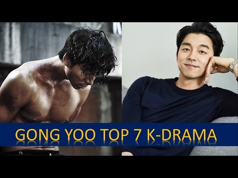 GONG YOO 'S TOP 7 MUST WATCH KOREAN DRAMA SERIES AND MOVIES