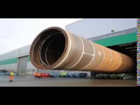 Gallery: EEW manufactures XXL 1182 tonne monopile