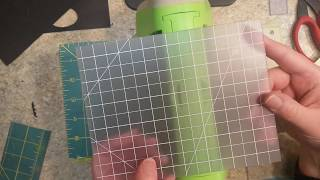 Self Healing Mats in Place of Cutting Plates in Your Die Cutting Machines