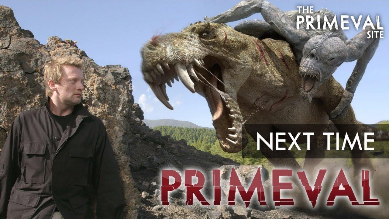 Primeval Series 1 Episode 6 Next Time Trailer 2007 Youtube Primeval