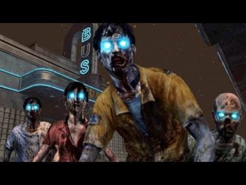 TRANZIT REMAKE! BETTER THAN ORIGINAL? Call of Duty Zombies Custom Map