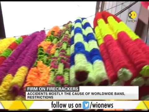 Analysts say ban on firecrackers would hurt many livelihoods