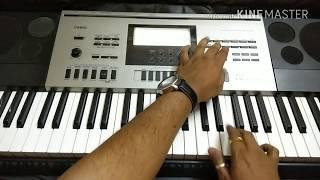 Mauli Mauli - Lay Bhari Movie - Ritesh deshmukh .. keyboard Cover tutorial