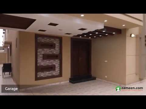 House Plan 10 Marla House Plan With Basement