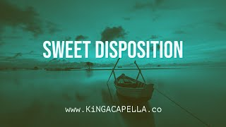 The Temper Trap - Sweet Disposition (Studio Acapella)