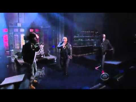 Naughty By Nature - Flags/O.P.P./HipHop Hooray (David Letterman Live)