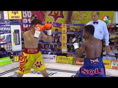 เพชรบางบอน ก่อเกียรติยิม vs เฮงกี้ บาราซาโน่ Petchbarngborn Kokietgym vs Hengky Baransano