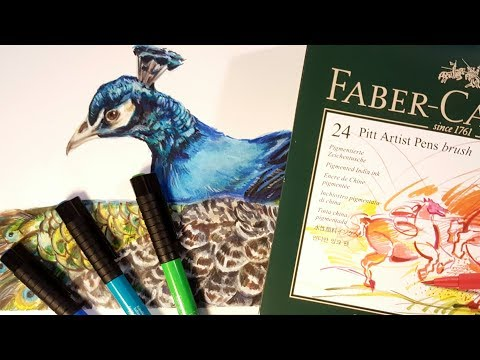 Faber-Castell Pitt Artists