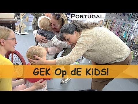 SHOPPEN IN PORTUGAL | Bellinga Vlog #624