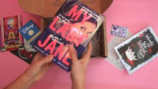 Unboxing | Fandom: Book, Movie, & T.V. Subscription Box Collection