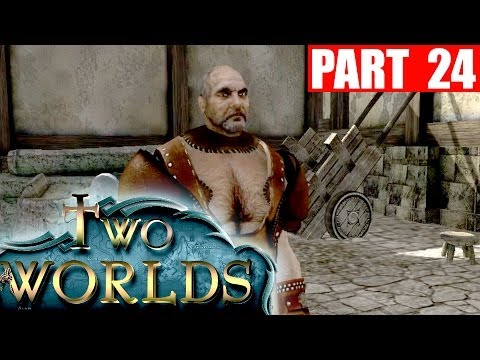 Two Worlds Part 24: Water Element | Two Worlds Epic Edition Gameplay Walkthrough + Playthrough