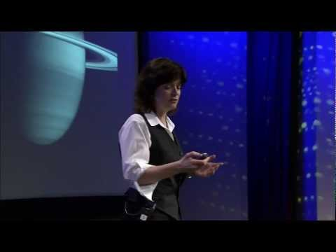 Carolyn Porco: flies us to Saturn: TED Talk: Inspiring: Informative ...