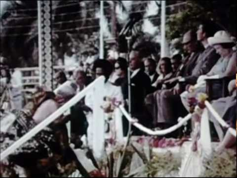 INDEPENDENCE FOR FIJI 1970 Part 1/5