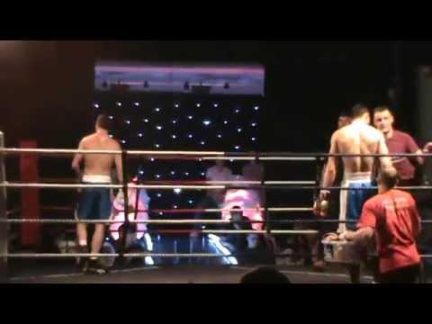 FIGHT SPORT EXTREME DEC 1st 2012   James Docherty  vs Hassan Sofi