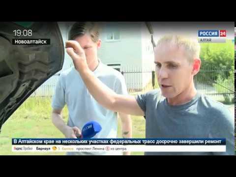 Житель Алтайского края подаёт в суд на спецстоянку, сотрудниккоторой ездил на арестованном авто