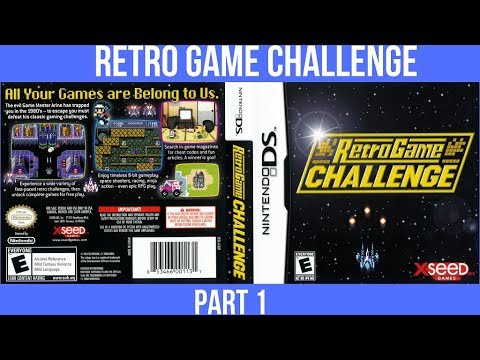 Retro Game Challenge - NDS Longplay Part 1