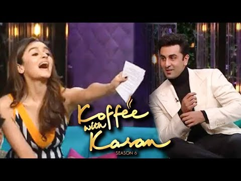 KJo on 'That Koffee With Karan Episode' With Kangana - YouTube