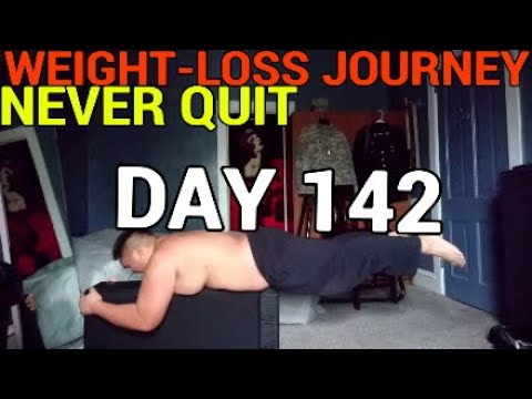 DAY 142 | Weight-loss Journey | Motivation Man