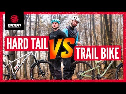 Trail Bike Vs