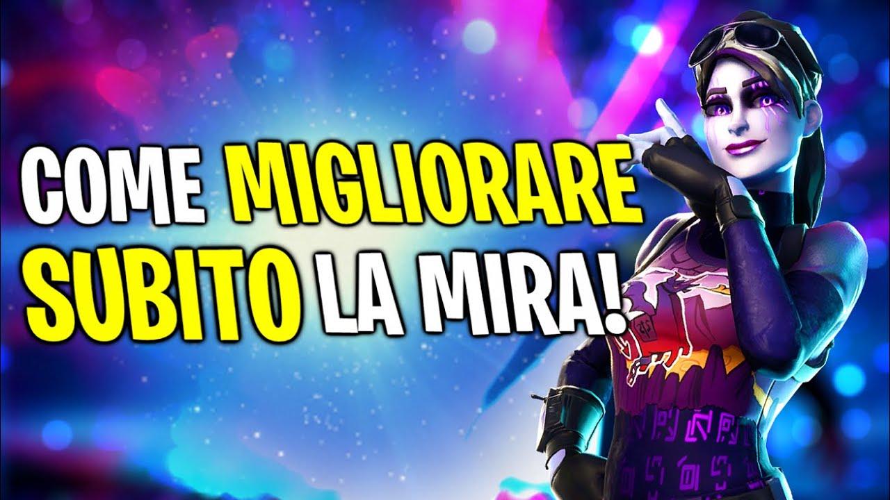 COME MIGLIORARE SUBITO LA MIRA ! * controller cam *