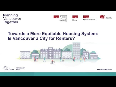 Toward a More Equitable Housing System